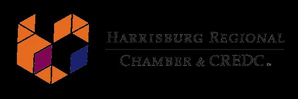 Harrisburg Regional Chamber and CREDC Logo