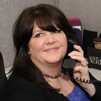 Donna Hake, Manager of Customer Care