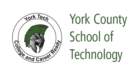 York County School of Technology Logo